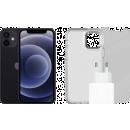 Coolblue-Apple iPhone 12 128 GB Schwarz + Zubehörpaket-aanbieding