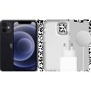 Coolblue-Apple iPhone 12 Mini 128 GB Schwarz + Zubehörpaket Komplett-aanbieding