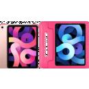 Coolblue-Apple iPad Air (2020) 10.9 Zoll 64 GB WLAN Roségold + Just-in-Case-Kinderhülle Rosa-aanbieding