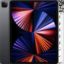Coolblue-Apple iPad Pro (2021) 12.9 Zoll 128 GB WLAN Space Grau + Pencil 2-aanbieding
