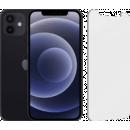Coolblue-Apple iPhone 12 128 GB Schwarz + InvisibleShield Glass Elite Screenprotector-aanbieding