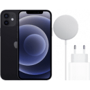 Coolblue-MagSafe Ladepaket - Apple iPhone 12 128GB Schwarz-aanbieding
