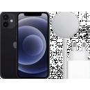 Coolblue-MagSafe Ladepaket - Apple iPhone 12 Mini 128GB Schwarz-aanbieding