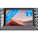 Coolblue-Microsoft Surface Pro 7 - i5 - 8 GB - 256 GB-aanbieding
