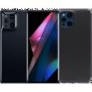 Coolblue-OPPO Find X3 Pro 256GB Schwarz 5G + OPPO Find X3 Pro Bookcase Schwarz-aanbieding