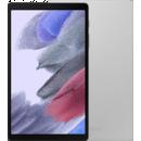 Coolblue-Samsung Galaxy Tab A7 Lite 32 GB WLAN Schwarz + Samsung Book Cover Silber-aanbieding