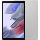 Coolblue-Samsung Galaxy Tab A7 Lite 32 GB WLAN Silber + Samsung Book Cover Silber-aanbieding