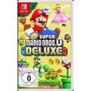 Amazon-New Super Mario Bros. U Deluxe - [Nintendo Switch]-aanbieding