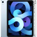 Coolblue-Apple iPad Air (2020) 10.9 Zoll 256 GB WLAN Himmelblau + Apple Pencil 2-aanbieding