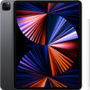 Coolblue-Apple iPad Pro (2021) 12.9 Zoll 256 GB WLAN Space Grau + Pencil 2-aanbieding