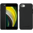 Coolblue-Apple iPhone SE 128 GB Schwarz + Otterbox Symmetry Backcover Schwarz-aanbieding