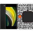 Coolblue-Apple iPhone SE 64 GB Schwarz + ZENS Slim Line drahtloses Ladegerät-aanbieding