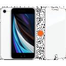Coolblue-Apple iPhone SE 64 GB Weiß + InvisibleShield Glass Elite Vision+ Displayschutzfolie-aanbieding