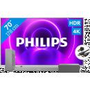 Coolblue-Philips 70PUS8505 + Soundbar + WLAN-Lautsprecher + HDMI-Kabel-aanbieding