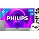 Coolblue-Philips The One 58PUS8505 - Ambilight + Soundbar + HDMI-Kabel-aanbieding