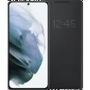 Coolblue-Samsung Galaxy S21 128 GB Grau 5G + Samsung Smart Led View Cover Schwarz-aanbieding