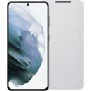 Coolblue-Samsung Galaxy S21 128 GB Weiß 5G + Samsung Smart Led View Cover Grau-aanbieding